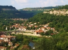 Болгария. Велико Тырново, река Янтра