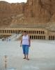 Египет. Луксор.Храм царицы Хатшепсут