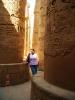 Египет. Колонны Карнакского храма
