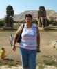 Египет. Луксор. Колоссы Мемнона