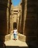 Египет. Карнакский храм. Зал со 134-мя колоннами
