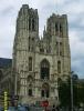 Бельгия. Брюссель. Собор Св.Михаила и Св. Гудулы (XIII в.)