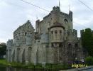 Бельгия. Гент. Замок графов Фландрских Гравенстен