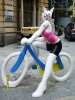 Бельгия. Брюссель. Уличная скульптура