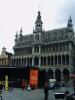 Бельгия. Брюссель. Дом Короля