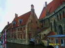 Бельгия. Брюгге. Больница Св. Иоанна, одна из самых старых в европе.