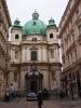 Вена. Церковь св. Петра