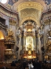 Вена. Интерьер церкви св. Петра