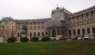 Вена. Хофбург. Площадь героев