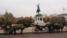 Вена. Статуя эрцгерцога Карла-Людвига-Иоанна на Хельденплац