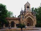 Будапешт. Церковь в замке Вайдахуняд
