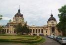 Будапешт. Термальные купальни Сечени