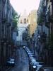 Италия. Сицилия. Улица Катании