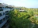 Италия. Сицилия. Терироррия отеля Fiesta Garden Beach. Вид на корпус.
