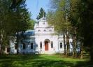 Перенславль-Залесский. Белый дворец в музее-усадьбе Ботик Петра 1
