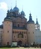 Ростов Великий. Кремль. Надвратная церковь Воскресения и Святые ворота
