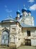 Ростов Великий. Церковь Спаса на Торгу (спас Ружная)