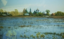 Ростов Великий. Спасо-Яковлевский монастырь на озере Неро