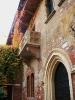 Италия. Верона. Балкон Джульетты