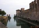 Италия. Озеро Гарда, г.Сирмионе. Замок Скалигеров