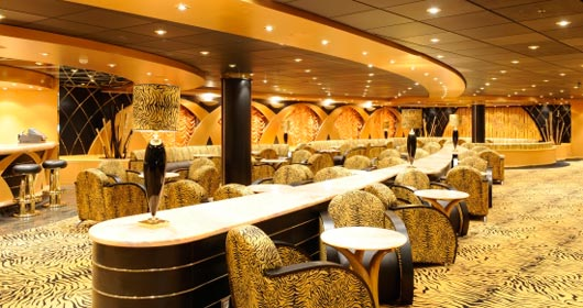 Bars and Lounges - MSC Magnifica