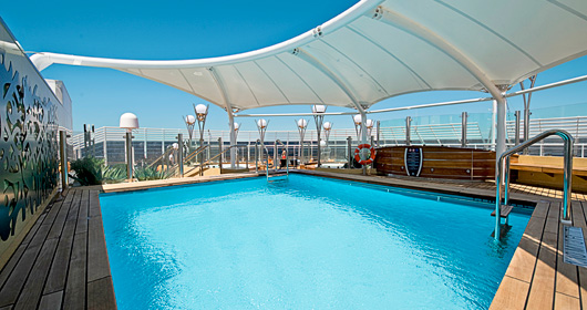 Teen's Toboga Swimming Pool - MSC Splendida