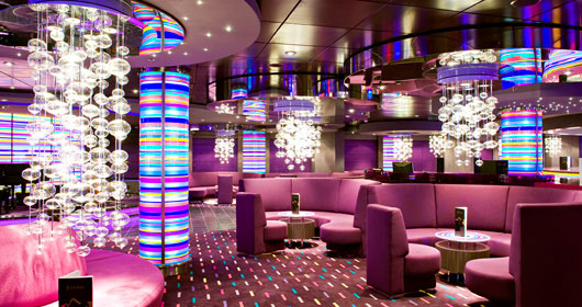 The Purple Jazz Bar - MSC Splendida